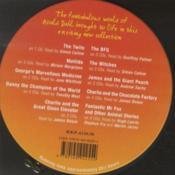 Roald Dahl 10 Classics Set - 27 Cds - 4ème de couverture - Format classique