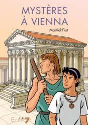 Mystères à Vienna - Couverture - Format classique