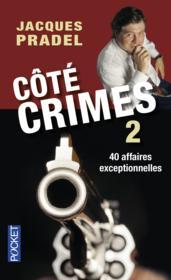 Côté crimes t.2 - Couverture - Format classique