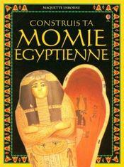 Construis ta momie égyptienne - Intérieur - Format classique