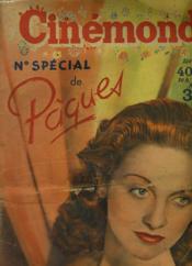 CINEMONDE -15 e ANNEE - Numéro spécial de Pâques - Couverture - Format classique