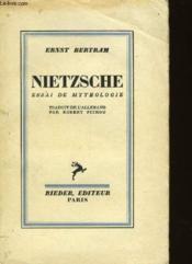 Nietzsche Essai De Mythologie - Couverture - Format classique