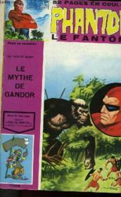 Album Le Fatome - Album N°49 - Mensuels N°442 - N°443 - 444 - Couverture - Format classique