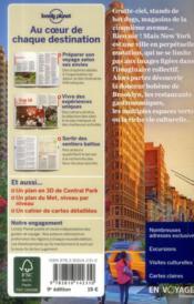 New York (9e édition) - 4ème de couverture - Format classique