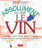 Absolument tout sur le vin - Intérieur - Format classique