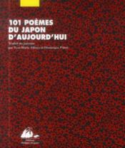 101 poèmes du Japon d'aujourd'hui - Couverture - Format classique