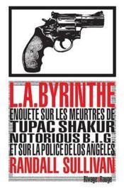 L.a.byrinthe - Couverture - Format classique