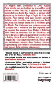 L.a.byrinthe - 4ème de couverture - Format classique