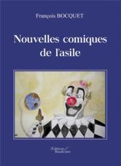 Nouvelles comiques de l'asile - Couverture - Format classique