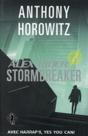 Alex Rider ; stormbreaker - Couverture - Format classique