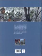 L'ambulance 13 ; INTEGRALE VOL.2 ; T.3 ET T.4 - 4ème de couverture - Format classique
