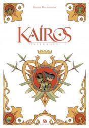 Kairos ; intégrale - Couverture - Format classique