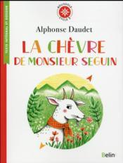 La chèvre de M. Seguin - Couverture - Format classique