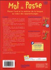 Mot De Passe Francais Ce2 Livre De L Eleve Edition 2016 Lemaire Maryse Degat Ingrid Ram Cecile De Pare Sylvie Enfert