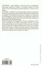Parrain De Cendre - 4ème de couverture - Format classique