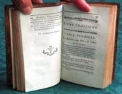 Fables Choisies, mises en Vers par M. de La Fontaine. 2 volumes. - Couverture - Format classique
