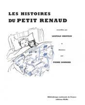 Les histoires de Petit Renaud - Couverture - Format classique