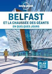 Belfast et la chaussée des géants (édition 2020) - Couverture - Format classique
