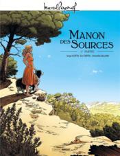Manon des sources T.1 - Couverture - Format classique