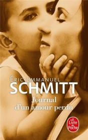 Journal d'un amour perdu - Couverture - Format classique