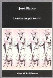 Pessoa en personne - Intérieur - Format classique