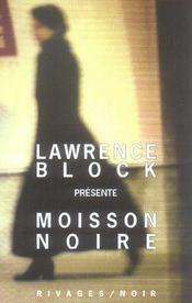 Moisson noire (2002) - Intérieur - Format classique