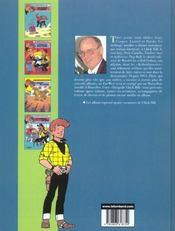 Chick Bill ; intégrale t.16 - 4ème de couverture - Format classique