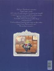 Le vent dans les saules t.4 ; foutoir au manoir - 4ème de couverture - Format classique