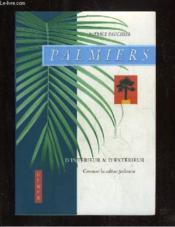 Palmiers D'Interieur & D'Exterieur - Couverture - Format classique