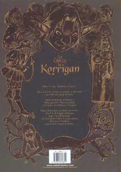 Les contes du korrigan T.5 ; l'île d'émeraude - 4ème de couverture - Format classique