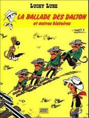 Lucky Luke T.55 ; la ballade des Dalton et autres histoires - Intérieur - Format classique