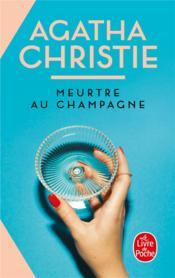 Meurtre au champagne - Couverture - Format classique