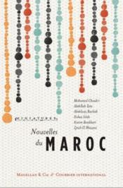 Nouvelles du Maroc - Couverture - Format classique