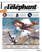 L'Elephant N.4 - Couverture - Format classique