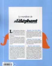 L'Elephant N.4 - 4ème de couverture - Format classique