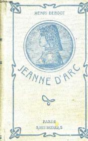 La Bienheureuse Jeanne D'Arc - Nouvelle Vie Populaire Illustree. - Couverture - Format classique