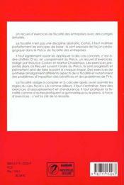 Precis de fiscalite des entreprises 2000-2001 ; 24e edition - 4ème de couverture - Format classique