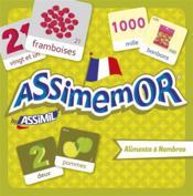 ASSIMEMOR ; aliments et nombres - Couverture - Format classique