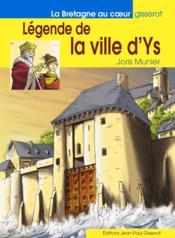 Legende de la ville d'ys - Couverture - Format classique