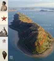 L'Australie des explorateurs francais - Couverture - Format classique