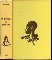 Un Capitaine De Quinze Ans - Illustrations De Jacques Poirier. - Couverture - Format classique