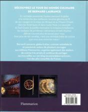 Le grain de sel ; un tour du monde en plus de 150 recettes salées - 4ème de couverture - Format classique