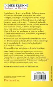 Didier eribon retour a reims pdf