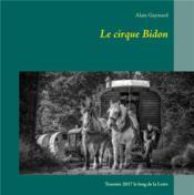 Le cirque bidon 2017 - Couverture - Format classique