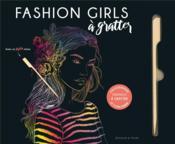 Fashion girls à gratter - Couverture - Format classique