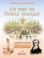Au nom du peuple français - Couverture - Format classique