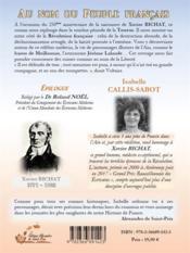 Au nom du peuple français - 4ème de couverture - Format classique