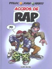 Accros de rap - Intérieur - Format classique