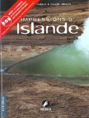 Impressions d'Islande - Intérieur - Format classique