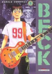 Beck t.1 - Couverture - Format classique